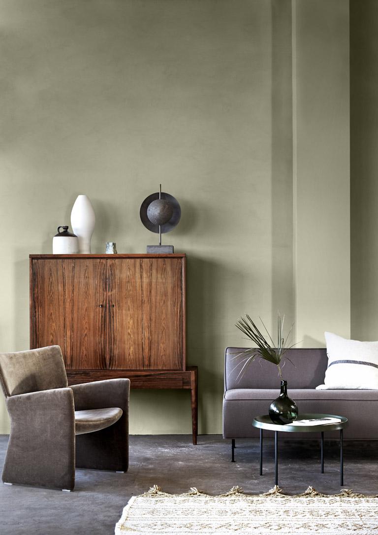 Nyt farvekort – Få smukke betonagtige vægge!