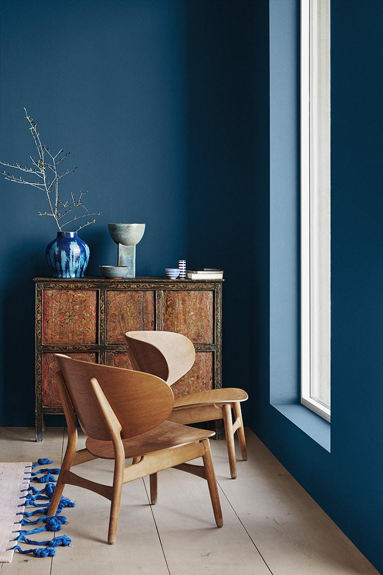 Statement Blue – en blå farve fuld af energi!
