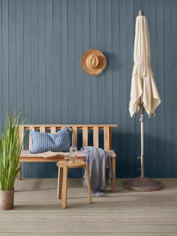 Terrasse i farven 90029 Naturligt Silvergrå